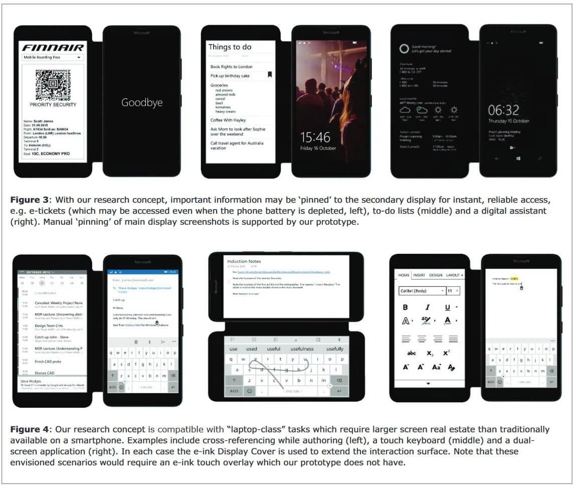 Lumia 640 E-Ink Display-Cover