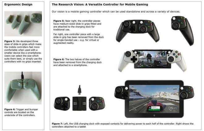 Microsoft Xbox Mobiler Controller