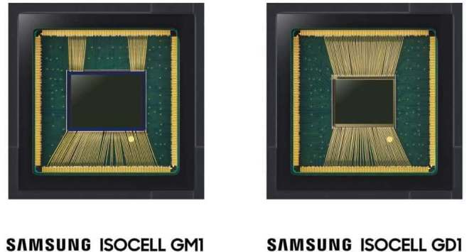 Samsung Isocell Bright GM1 / GD1