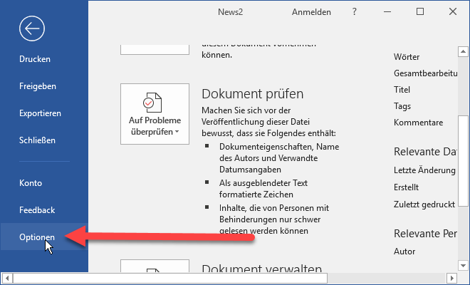 Microsoft Office: So schützen Sie sich vor Datenverlusten