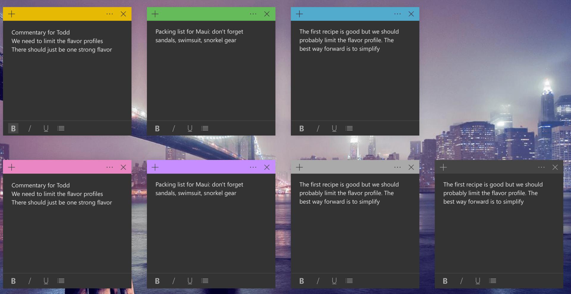 Windows 10 Build 18272 (19H1)