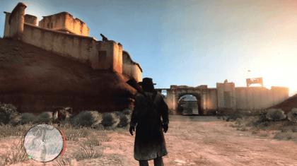 Red Dead Redemption 2: Glitch zeigt altes Mexiko