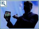 Samsung zeigt Falt-Smartphone