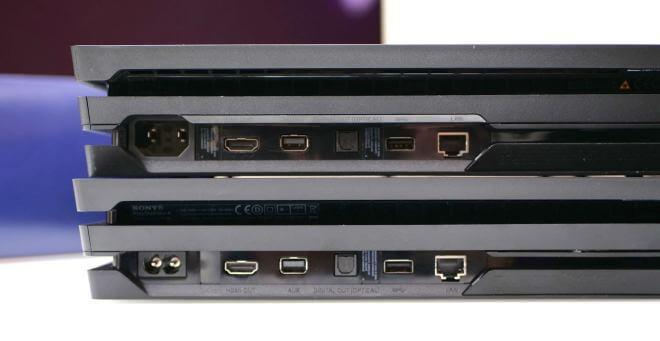 Sony PlayStation 4 Pro CUH-7200