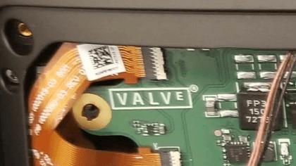 Circle of valve VR glasses