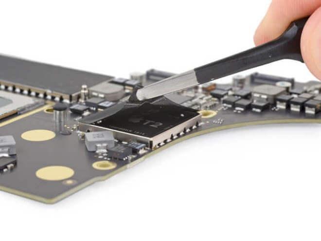 Apples T2-Chip