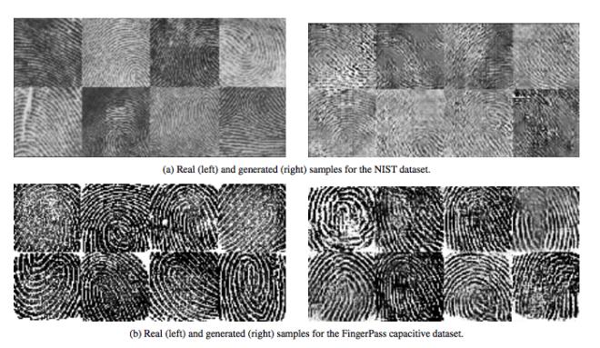 DeepMasterPrints: Fingerabdruck-Generalschlüssel