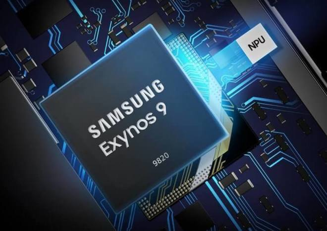 Samsung Exynos 9 Series 9820