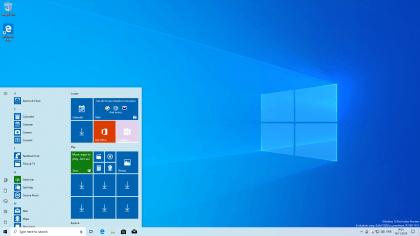 Windows 10 19H1 Light Theme