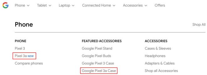 "Google Pixel 3 ""Sargo"""