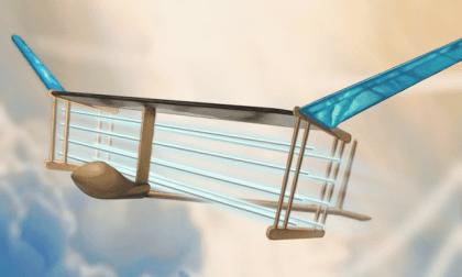 Ionen-Flugzeug