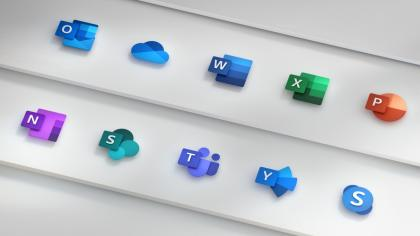 Redesign Office App Icons