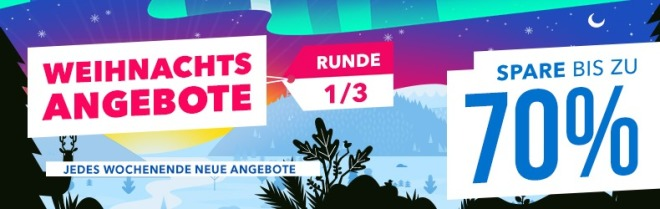 Playstation Store Weihnachtsaktion 2018