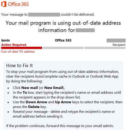 Office 365: Gutgemachte Phishing-Kampagne