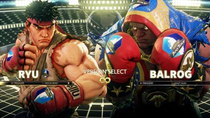 Street Fighter 5: Ingame-Werbung