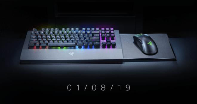 Razer: Tastatur und Maus für die Xbox