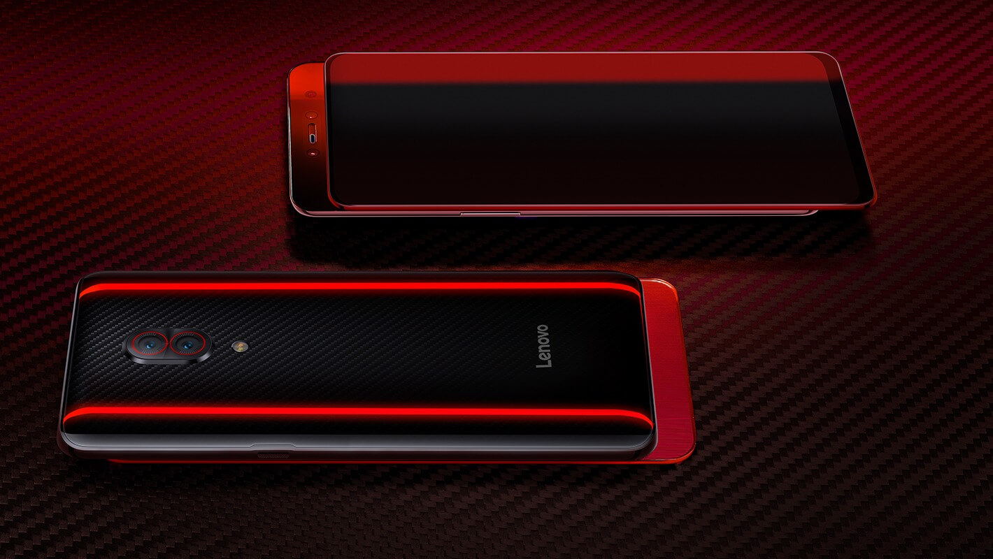 Lenovo Z5 Pro GT mit Snapdragon 855
