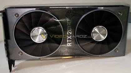 Nvidia RTX 2060 Leak