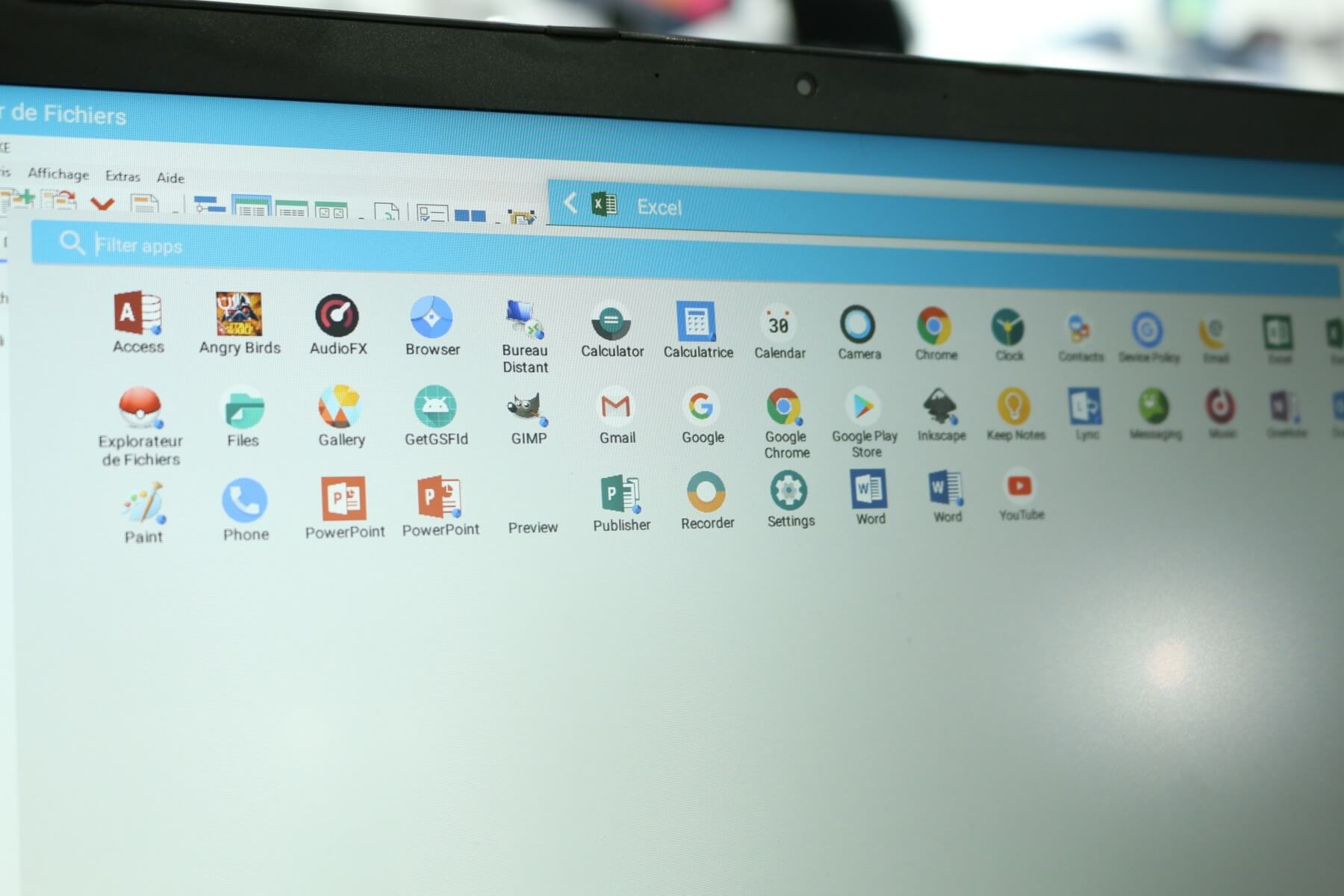 oxi smartphone desktop fr android mit support fr windows apps