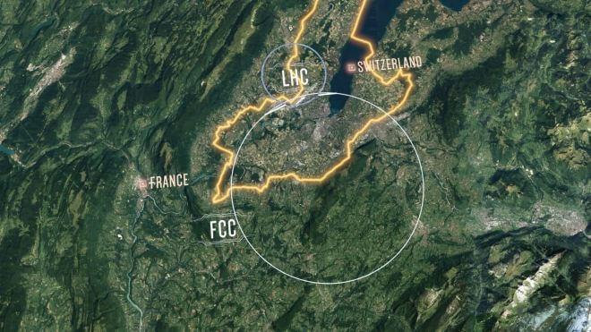 CERN: FCC