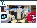Roboterhotel Henn-na in Japan - Bild 3