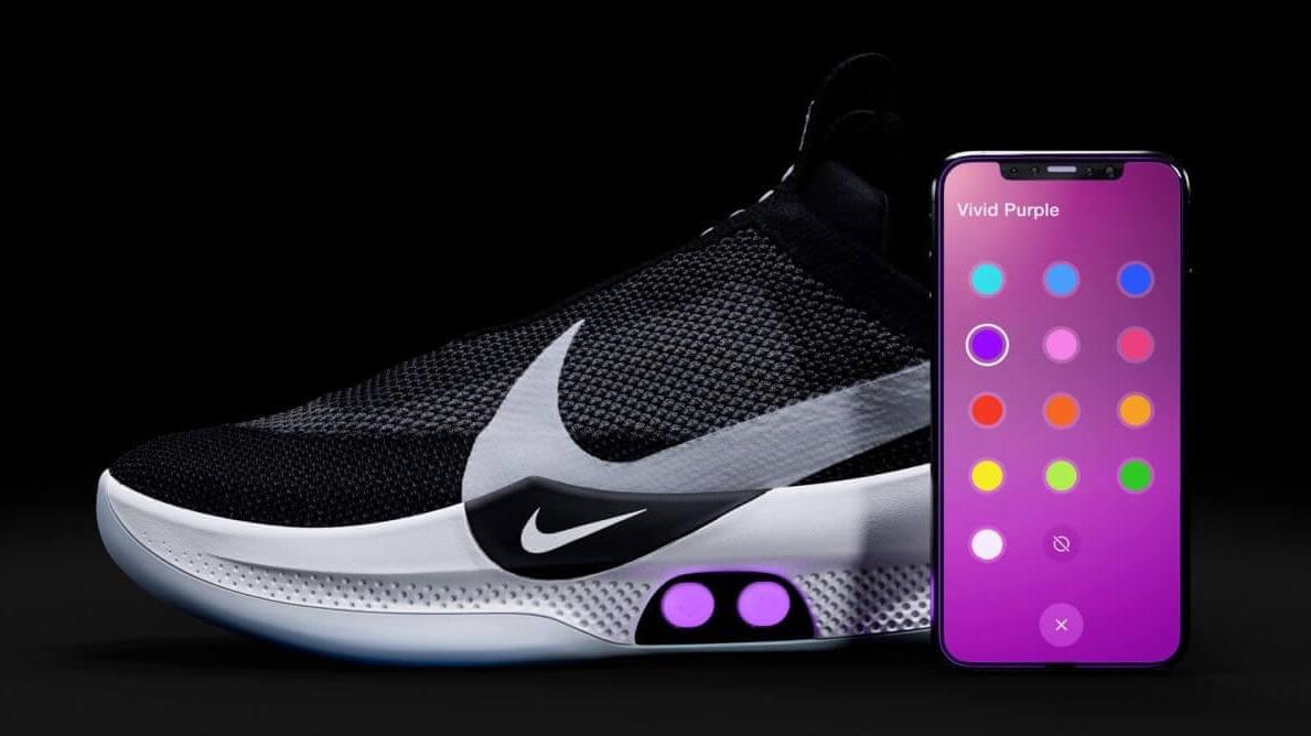 size 40 9d847 935ab Selbstschnürende Schuhe: Nike legt mit Update seine Sneaker ...