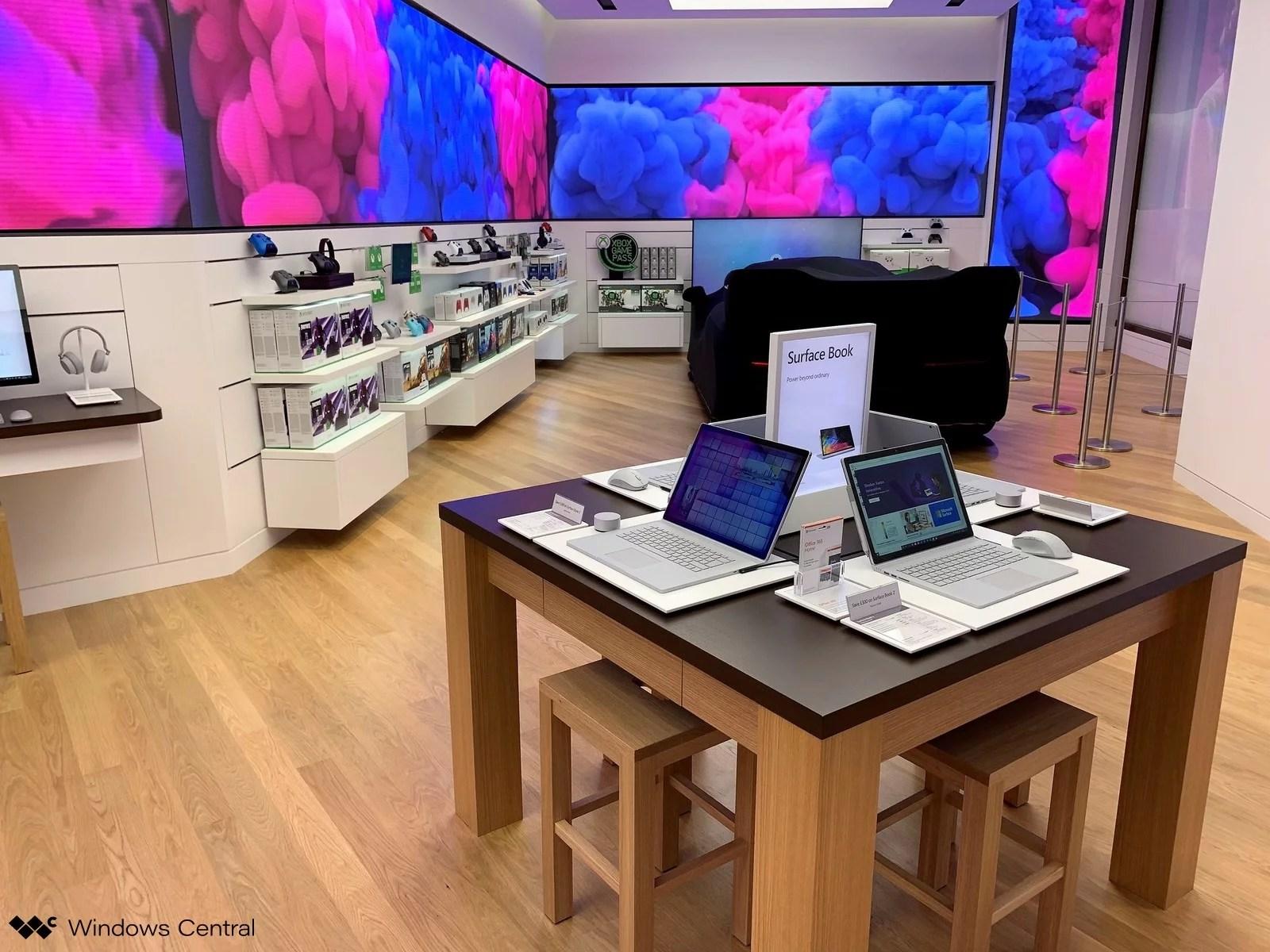 Microsoft Flagship Store London