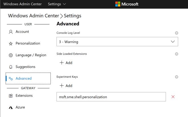 Windows Server Preview Build 18317
