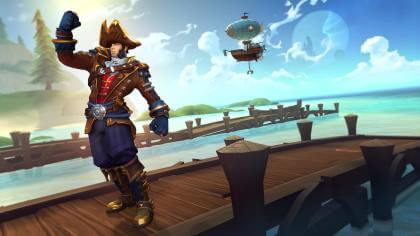 Realm Royale Open Beta