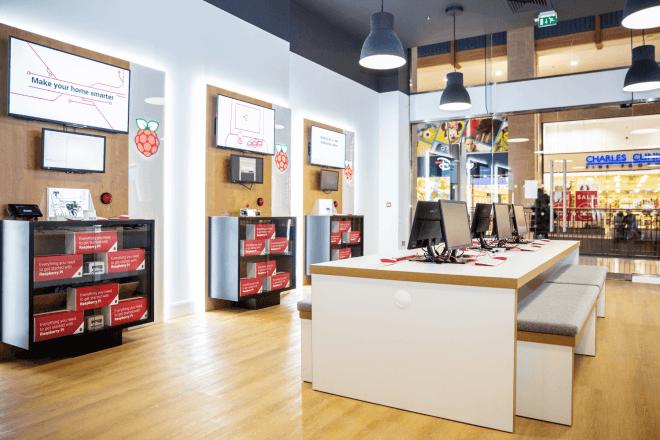 Raspberry Pi: Der Store