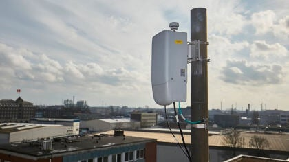 Telefónica Deutschland: 5G Fixed Wireless Access
