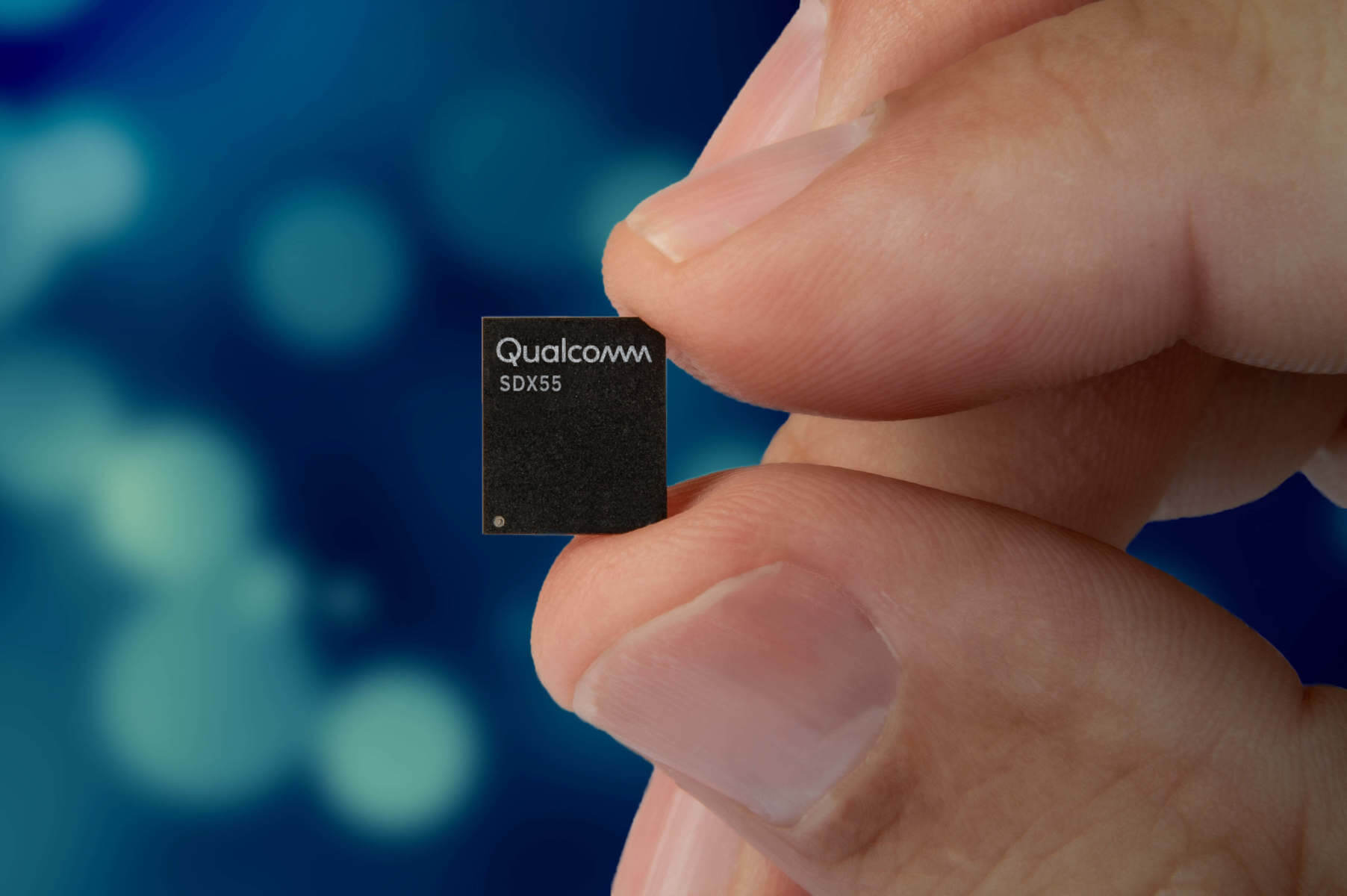 Qualcomm Snapdragon X55 5G-Modem