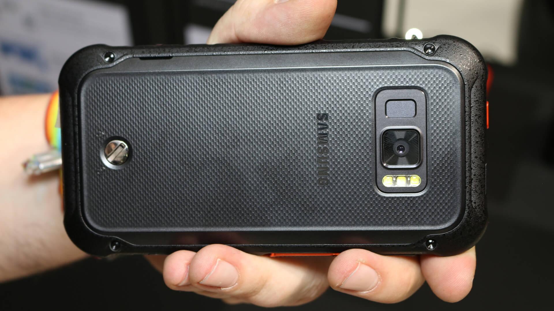 Spezial-Samsung Galaxy Rugged S9 für Feuerwehr, Polizei und Co