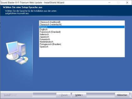 creative sb x-fi software windows 7