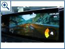 Mario Kart im Mercedes CLA