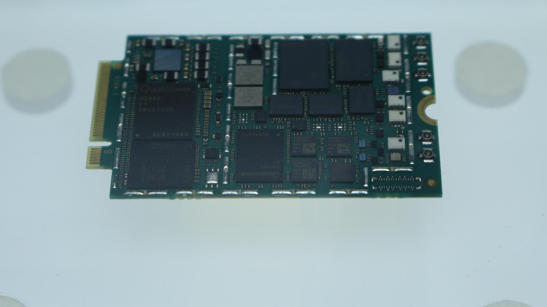 Snapdragn X55: 5G-Module