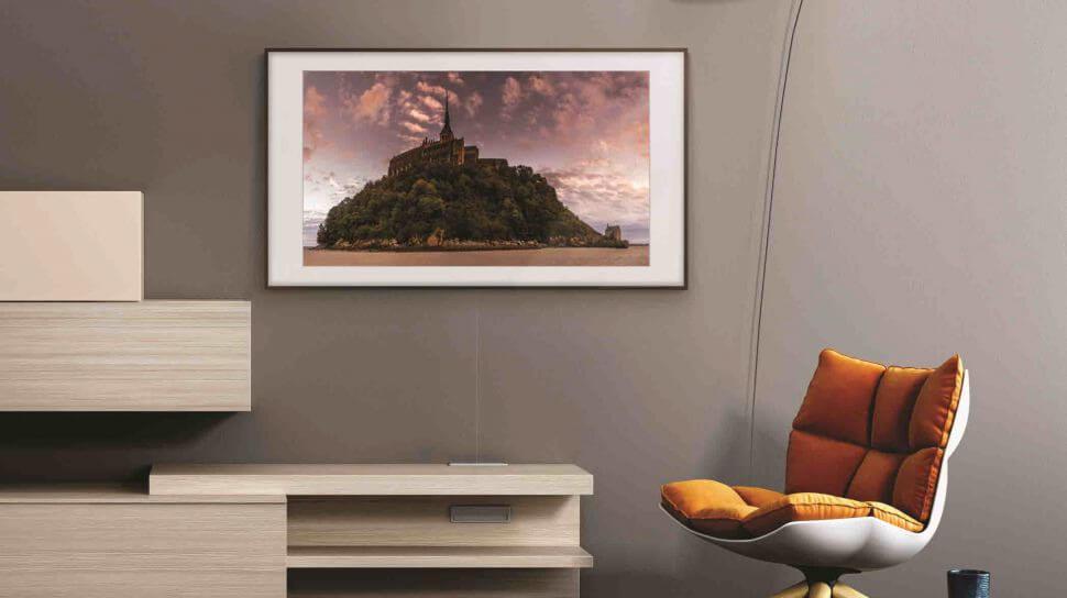 Samsung Fernseher Sollen Bald Auch Ohne Stromkabel Auskommen