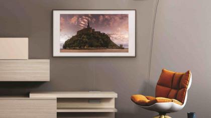 Samsung: Fernseher ohne Stromkabel