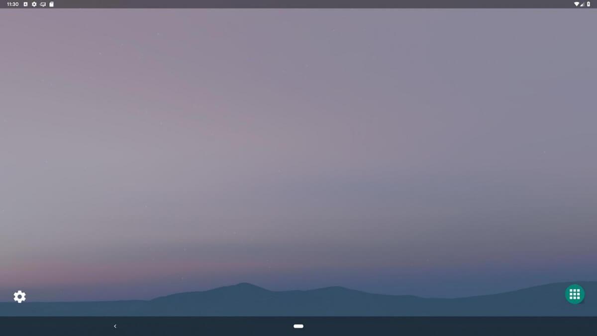 Android Q Desktop-Mode