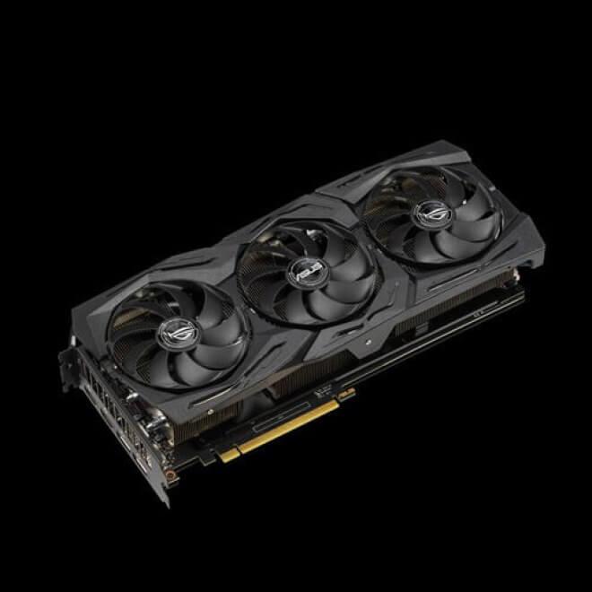 Asus GeForce GTX 1660 Ti Strix OC