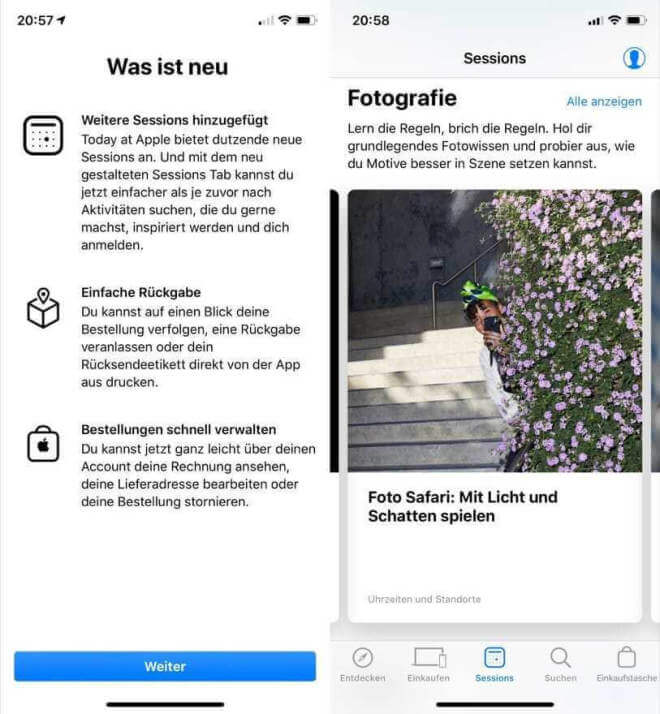 App Store Update 5.3