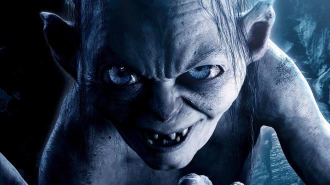Der Herr der Ringe - Gollum