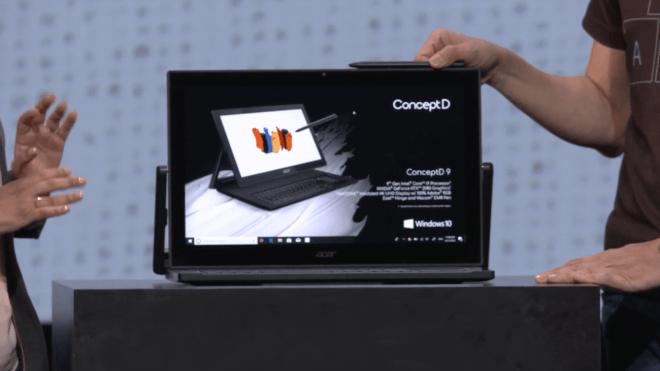 Acer ConceptD 9