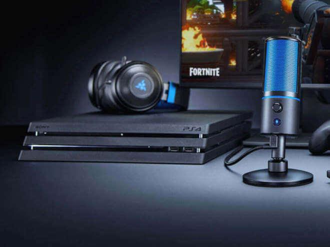 Razer Seiren X PS4