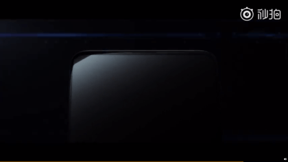 Xiaomi Redmi Pop-Up-Kamera Teaser