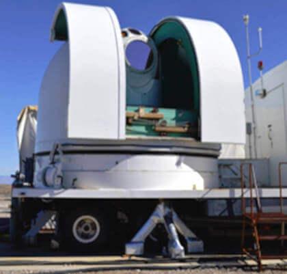 Self-Protect High Energy Laser Demonstrator (SHiELD)