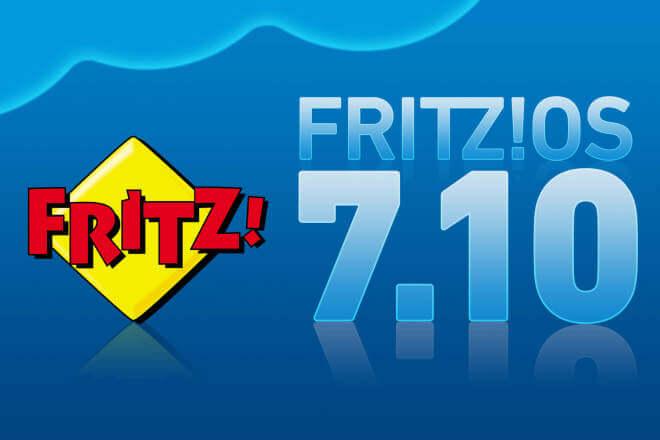 AVM FritzOS 7.10