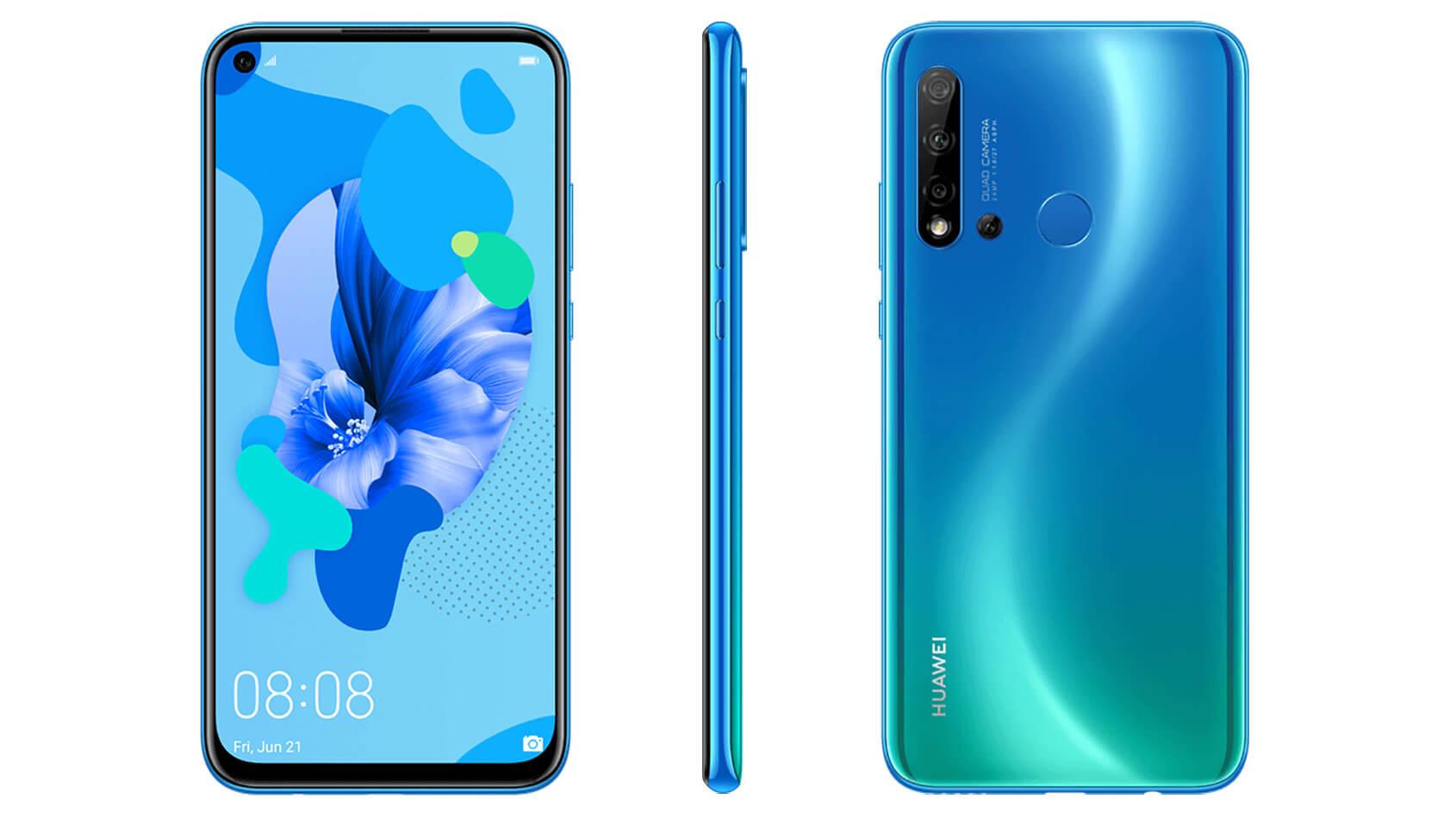 Huawei P20 Lite 2019: Mittelklasse-Erfolgsmodell jetzt mit Kamera