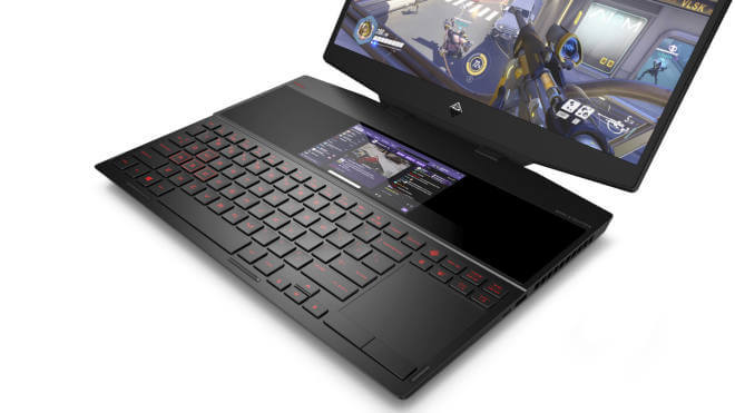 HP Omen X 2S Gaming-Notebook