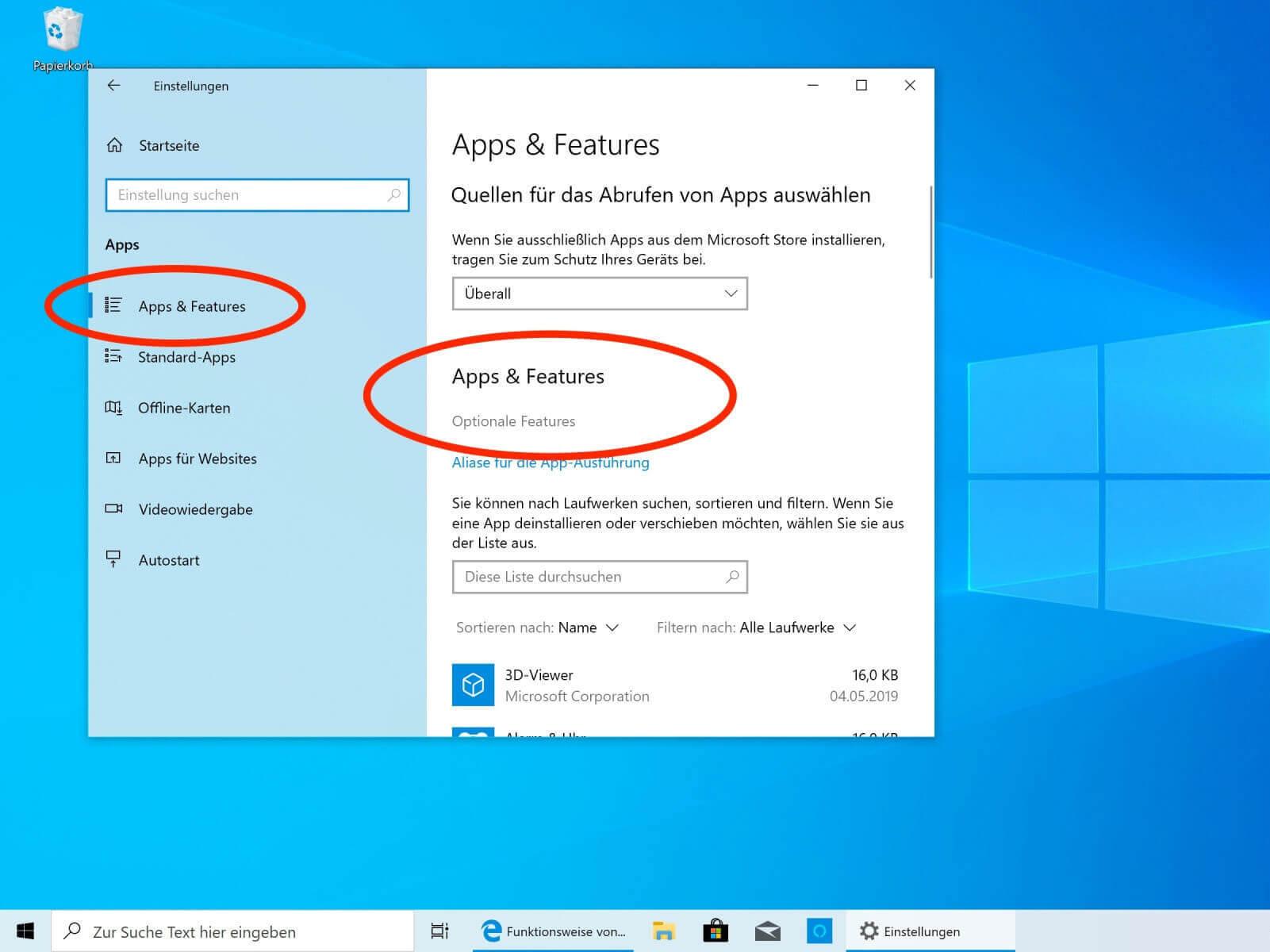 Windows 10: Alle Neuheiten des Mai 2019 Update (1903) im Überblick